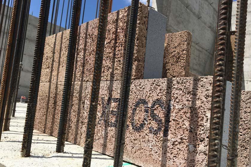 THERMIC-Wall foto das obras 33